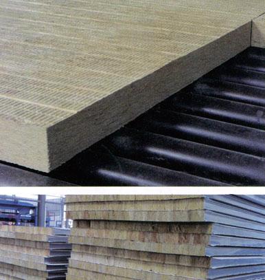 夹芯板专用岩棉板